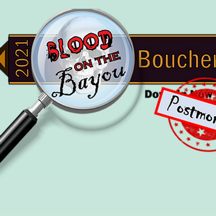 Bouchercon 2021: Blood on the Bayou