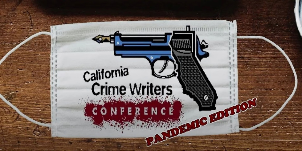 California Crime Writers Conference Panel