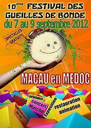 affiche festival 2012