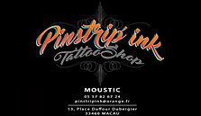 tatouage pinstrip ink