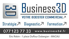 conseil business 3d