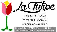 vins epicerie fine la tulipe
