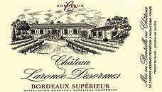 vins chateau laronde desormes