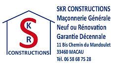 maconnerie skr constructions