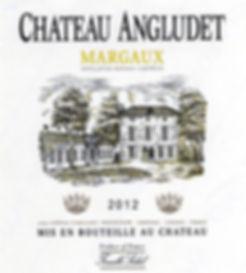 vins chateau angludet