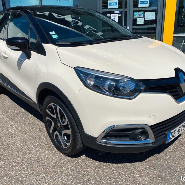 Renault captur 0.9 tce 90 energy s&s intens