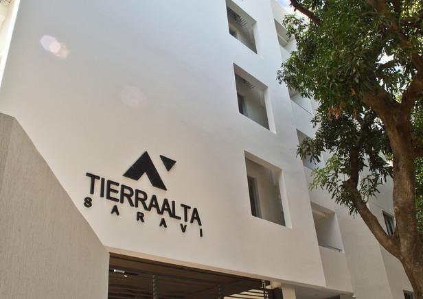 Edificio Tierra Alta Saravi - AV Construye
