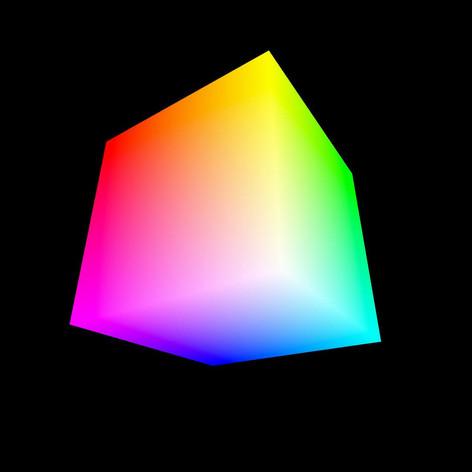 RGB Colorcube