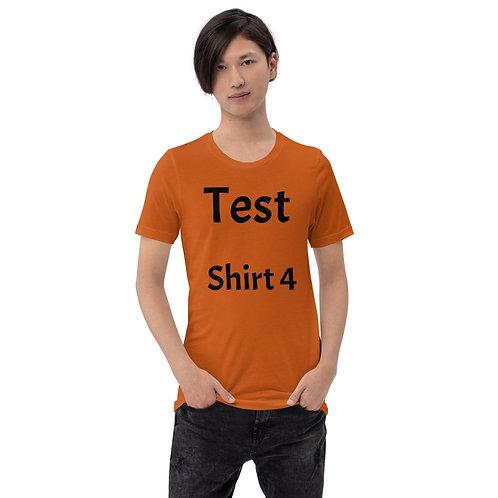 Test Shirt 4