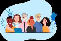 Profils diversifiés handicap