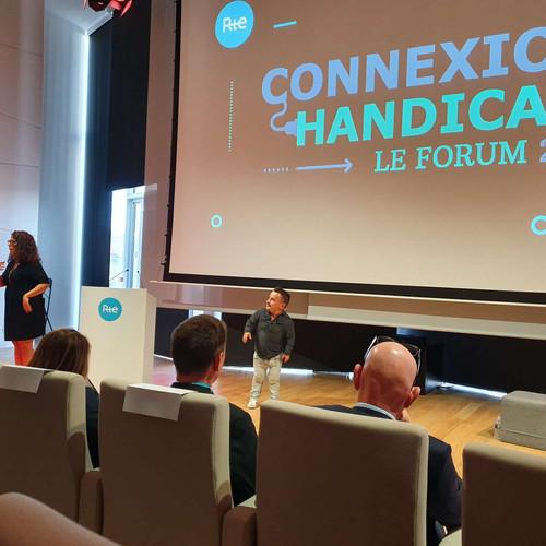 Connexion Handicap, le forum de RTE