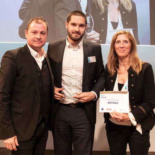 Aktisea remporte le trophée Prix Image Entreprise Méditerranée