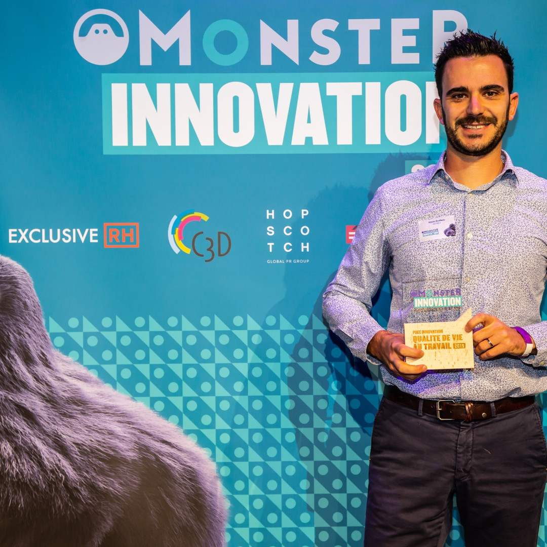 AKTISEA remporte le prix Monster Innovation