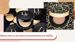 5 Must-Have Cushion Foundations in 2021