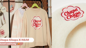 New The Chupa Chups X H&M Singapore  Collection In Candy Pastel Colours