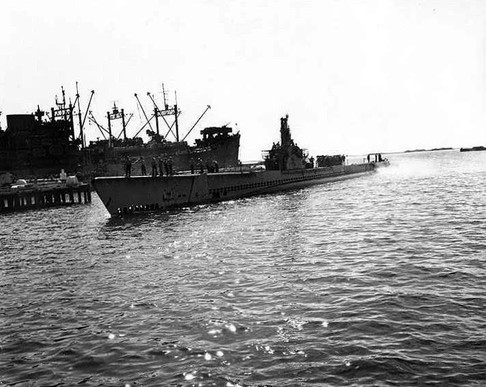 USS Devilfish