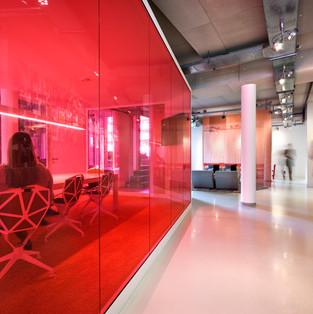 Frame Publishers / corridor