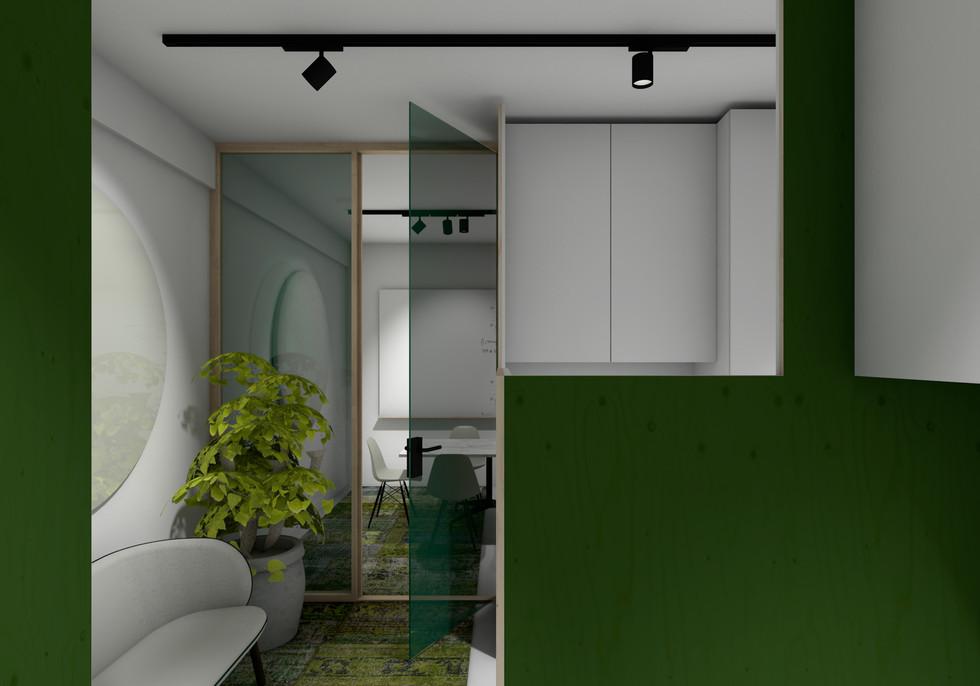 Creative agency / corridor