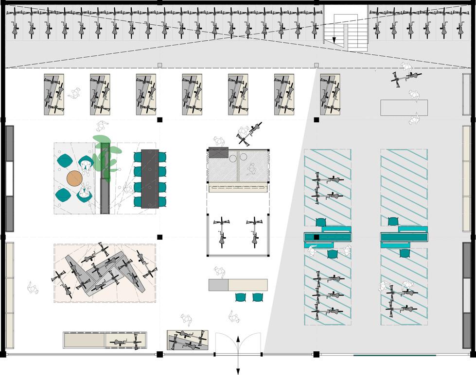 Allcycle / floor plan
