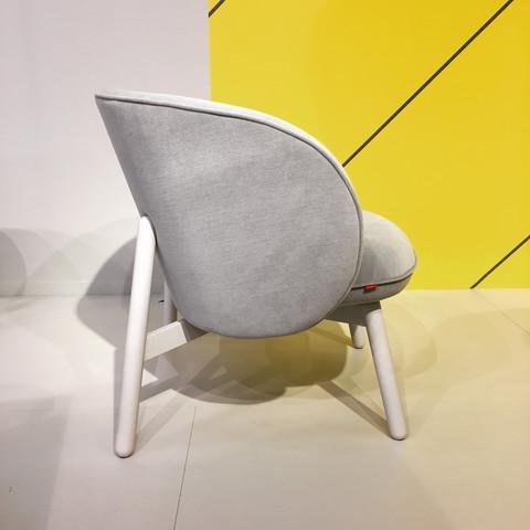 Beech Club / easy chair