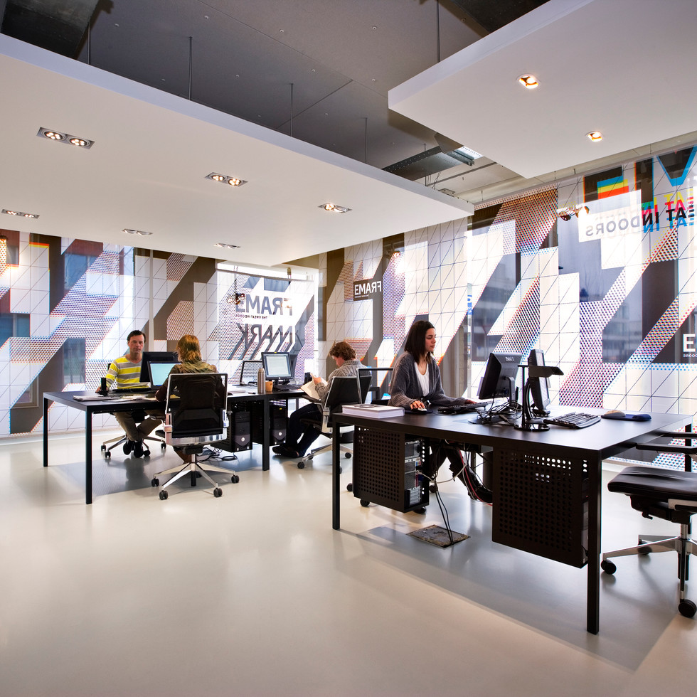 Frame Publishers / editorial room