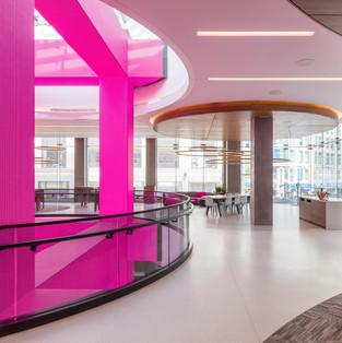 T-Mobile / B2B hospitality area