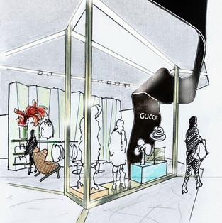 Coscia / concept sketch