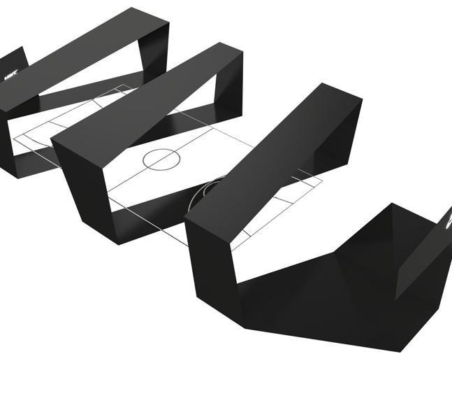 Nike / Beijing Pop-up / spacial concept
