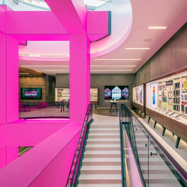 T-Mobile / atrium