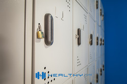 Healthy Gym Lockers