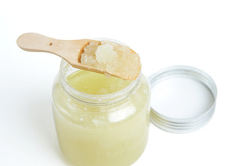 Dead Sea Salt Organic Body Scrub