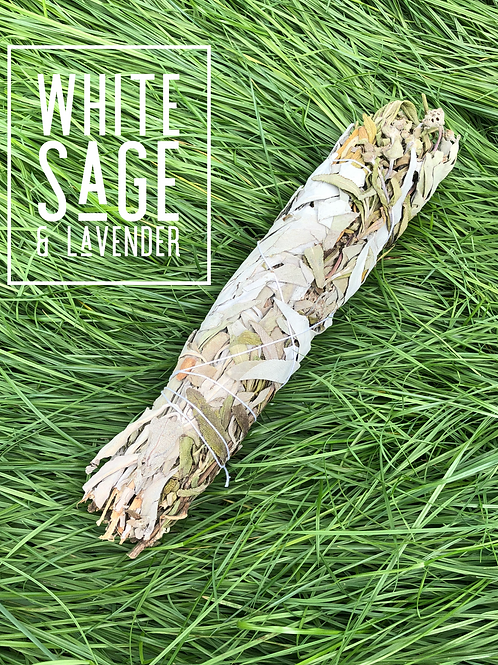 White Sage & Lavender (large)