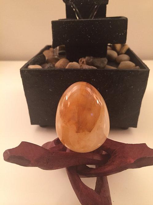 Citrine Yoni Egg