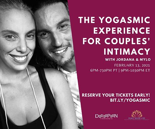 yogasmic experience promo image options.