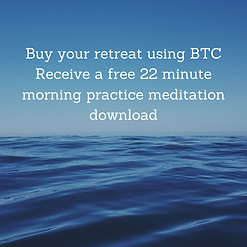 """Buy with Bitcoin: """"Spring Cleaning For You! A Virtual Retreat to Renew"""""""