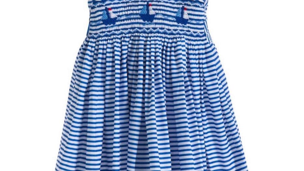 Charlotte smocked dress