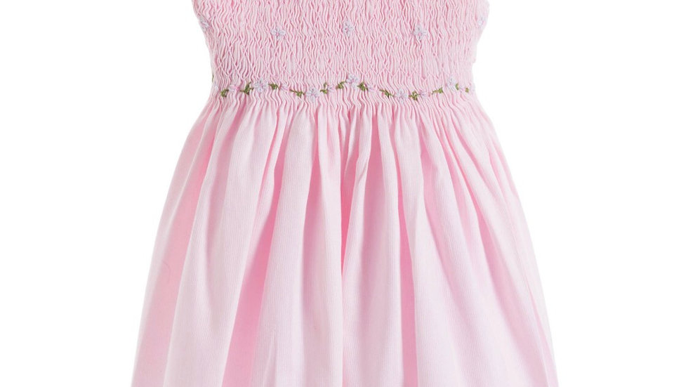 BE MY VALENTINE smocked dress
