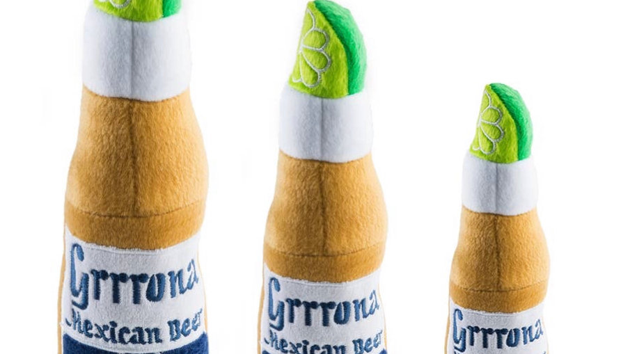 Grrrrona Beer Bottle Toy
