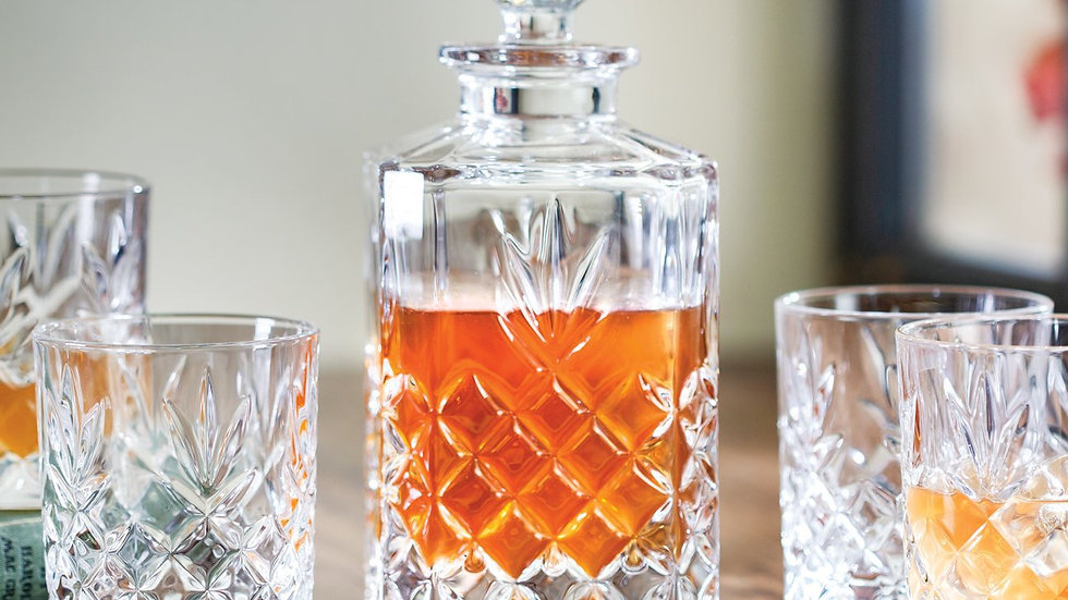 Renmore Decanter Set - by Galway