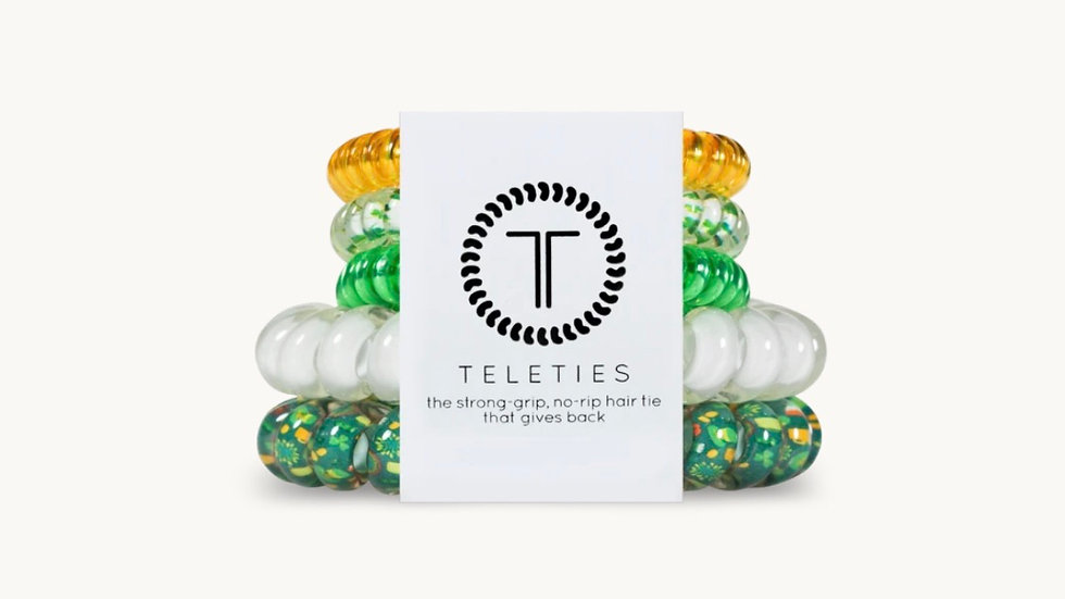 Teleties No Pinch Please ! Limited Edition St. Paddy's Edition