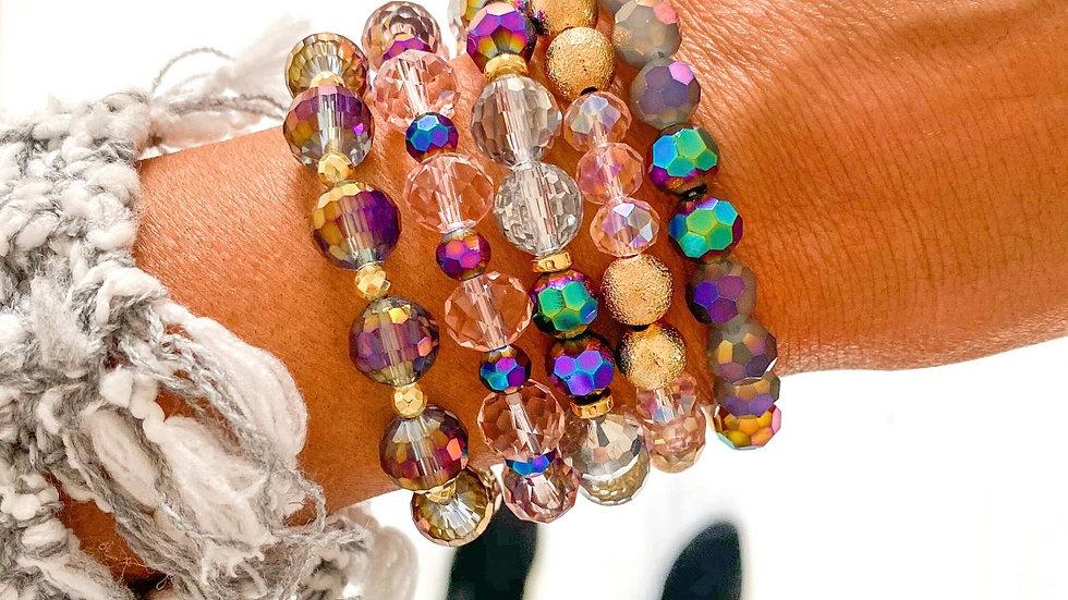 Sprinkle Bracelet Stack