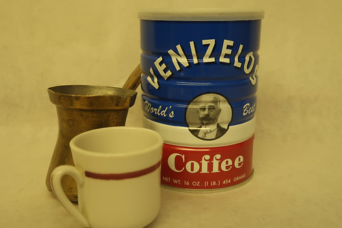VENIZELOS | COFFEE
