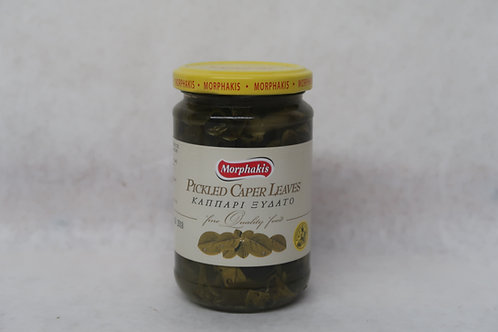 PICKLED CAPER LEAVES