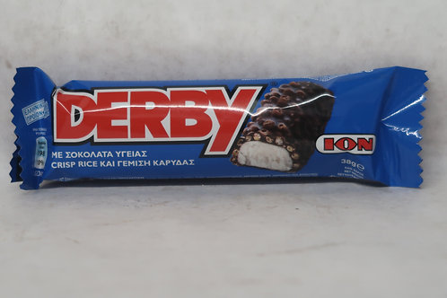 DERBY ION HEALTH WITH CHOCOLATE