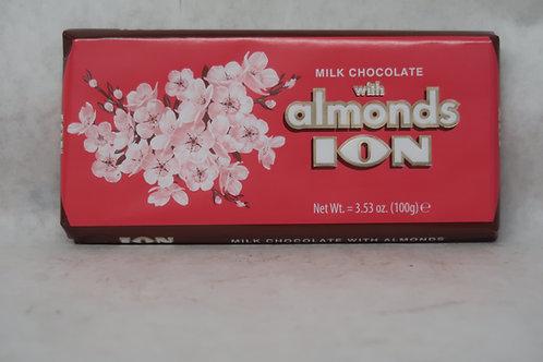 CHOCOLATE ALMOND ION