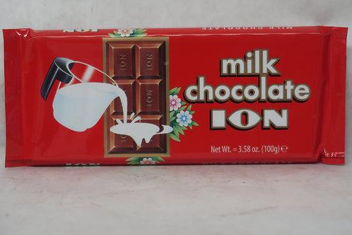 MILK CHOCOLATE ION