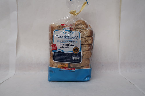 WHEAT RUSKS