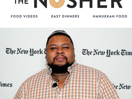 Michael Twitty on Jewish Food and Soul Food
