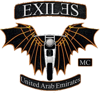 Exiles MC logo