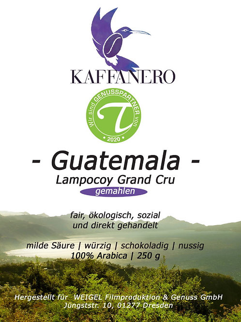 von Lampocoy Grand Cru | Guatemala | Filterkaffee